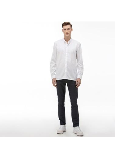 Lacoste Erkek Slim Fit Pantolon HH0014.14L Lacivert